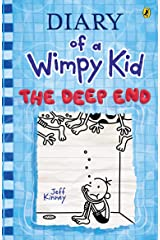 The Deep End: Diary of a Wimpy Kid (15) Kindle Edition