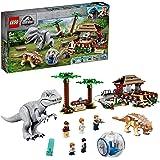 LEGO Jurassic World Indominus rex vs. Ankylosaurus 75941 Building Set