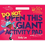 Do Not Open This Giant Activity Pad