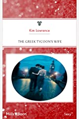 The Greek Tycoon's Wife (Greek Tycoons Book 6) Kindle Edition