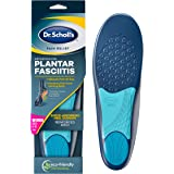 Dr. Scholl's Plantar Fasciitis Pain Relief Orthotics /Clinically Proven Relief and Prevention of Plantar Fasciitis Pain for W