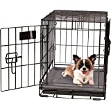"K&H Pet Products Self-Warming Crate Pad X-Small Gray 14"" x 22"""