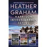 Harrison Investigation Series Volume 1/Haunted/Ghost Walk/The Vis