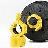 TOFEIC バーベルカラー 28mm用 バーベルプレート止め 2個セット 4個セット 選べる 耐久性なABSプラスチック製