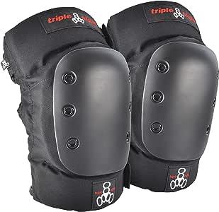 Triple 8(トリプルエイト)Protector Knee Pad 22 black