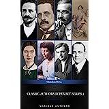 Classic Authors Super Set Series: 2 (Shandon Press): J. M. Barrie, L. Frank Baum, James Allen, The Brontë Sisters, Jack Londo