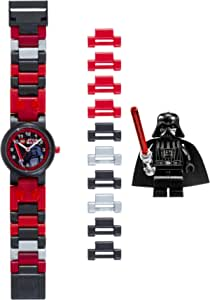 [レゴ ウォッチ]LEGO WATCH 腕時計 StarWars スター・ウォーズ Darth Vader 2907 STW DV [並行輸入品]