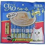 チャオ (CIAO) ちゅ~る かつお かつお節ミックス味 14g×20本