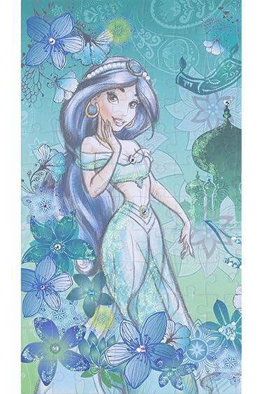 ディズニー  iPhone/Androidスマホ壁紙(640×960)-7 - アラジン Jasmine(ジャスミン)
