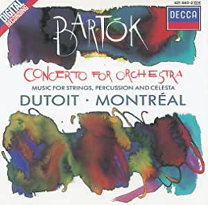 Concerto for Orchestra / Music for Strings
