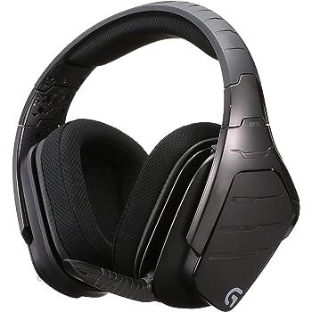 ゲーミングヘッドセット PC PS4 ロジクール G933 ワイヤレス RGB サラウンド Dolby DTS® 7.1ch Xbox One