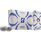 Bridgestone Golf 2021 Lady Precept White