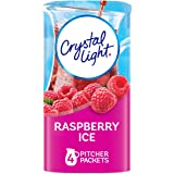 Crystal Light Raspberry Ice Drink Mix (8-Quart), 0.87-Ounce Packages (Pack of 4)