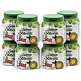 SPLENDA Stevia No Calorie Sweetener Granulated, 280g Jar (Pack of 8)
