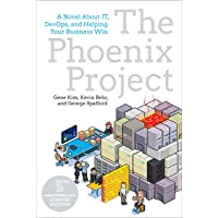 The Phoenix Project: A Novel About IT, DevOps, and Helping Y…