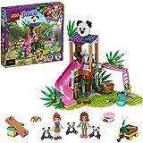 LEGO Friends Panda Jungle Tree House playset 41422 Building Kit