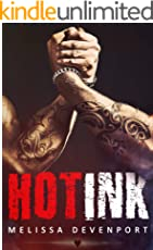 Hot Ink: All 3 Tattoo Shop Romance Books + 2 Exclusive Bonus Stories (English Edition)