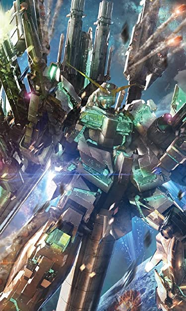 機動戦士ガンダム  iPhone/Androidスマホ壁紙(480×800)-1 - フルアーマー・ユニコーンガンダム