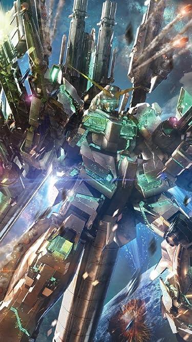 機動戦士ガンダム  iPhone/Androidスマホ壁紙(480×854)-1 - フルアーマー・ユニコーンガンダム