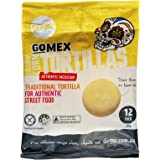 """Diego's GoMex Yellow Corn Tortilla 6"""", 23g (Pack of 12)"""