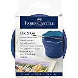 Faber-Castell Convenient Clic and Go Foldable Water Cup, (18-181540)