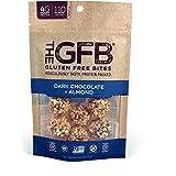 The GFB Gluten Free Protein Bites, Dark Chocolate Almond, 4 Ounce (6 Count), Vegan, Dairy Free, Non GMO, Soy Free