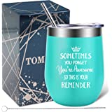 Tom Boy Thank You Gifts for Women, Employee Appreciation Gifts – Congratulations, Birthday, Christmas Gifts for Coworker, Fri