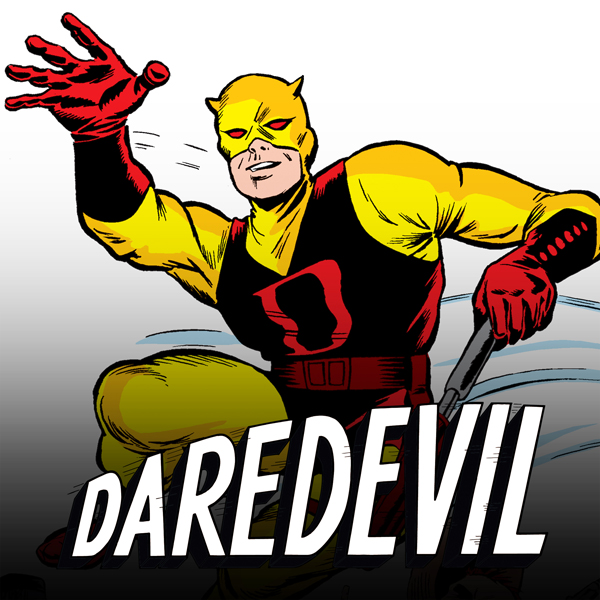 Daredevil (1964-1998) (Collections) (25 Book Series)