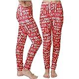 Gilbin Women's Comfortable Cute Ugly Christmas Print Stretch Footless High-Waist Leggings