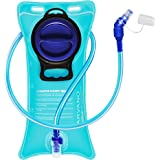 ARVANO Hydration Bladder 2l Backpack Water Bag Sports Water Bladder Travel Reservoir Easy Cleaning for Outdoor Sports Hiking