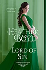 Lord of Sin (The Distinguished Rogues Book 10) Kindle Edition