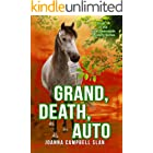 Grand, Death, Auto: Book #14 in the Kiki Lowenstein Mystery Series (Can be read as a stand-alone book.)