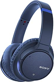 Sony WH-CH700N Wireless Noise Cancelling Headphones, Blue