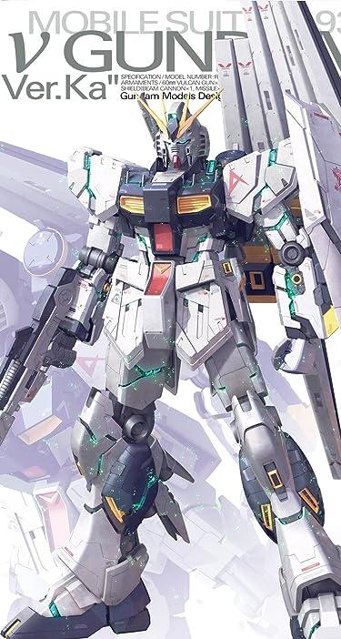 機動戦士ガンダム  iPhone/Androidスマホ壁紙(744×1392)-1 - RX-93 vガンダム Ver.Ka