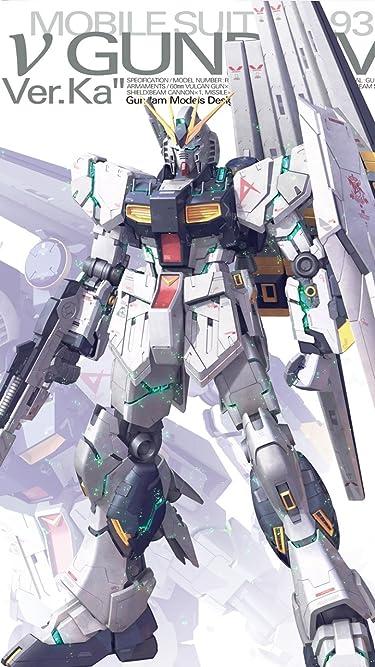 機動戦士ガンダム  iPhone/Androidスマホ壁紙(720×1280)-1 - RX-93 vガンダム Ver.Ka
