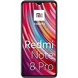 "Xiaomi Redmi Note 8 Pro 6.53"" Dual SIM - 128GB + 6GB RAM, 4G LTE, Global Version (Mineral Grey)"