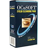 OCUSOFT Eyelid Cleansing Replacement Pads 100CT