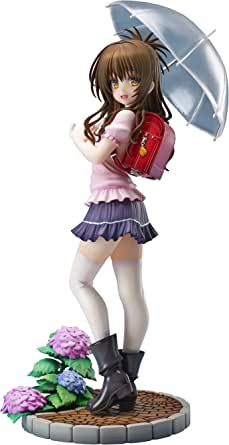 フリュー To LOVEる -とらぶる- ダークネス 結城 美柑 雨傘 1/7スケール PVC製 塗装済み 完成品 フィギュア AMU-FNX202