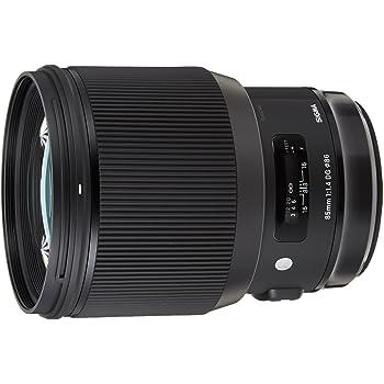 SIGMA 大口径中望遠レンズ Art 85mm F1.4 DG HSM キヤノン用 フルサイズ対応