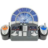 Star Wars Ep 9 Walkie Talkie Command Center with Kid Friendly Two Way Radios, Built in Speech & Sound Effects, Designed for F