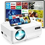 VANKYO Leisure 470 Mini Projector with Synchronize Smart Phone Screen, Full HD 1080P Supported and 250'' Display, WiFi Portab