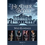 Wild Randalls Books 1-4: Engaging the Enemy, Forsaking the Prize, Guarding the Spoils, Hunting the Hero