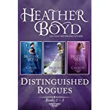 Distinguished Rogues Books 1-3: Chills, Broken, Charity (Distinguished Rogues Boxed Set Book 1)