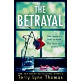 The Betrayal: One of the most gripping psychological thriller books of 2020, the start of a new suspense series (Olivia Sincl