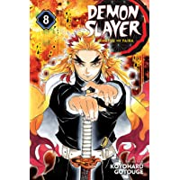 Demon Slayer: Kimetsu no Yaiba, Vol. 8 (8)