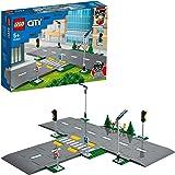 レゴ(LEGO) シティ つながる!ロードプレート 交差点 60304