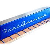 FretGuru Precision Sanding Beam Fret Leveler Leveling File Pro Luthier Guitar Tech Tool includes 100 240 320 sandpaper [FINAL