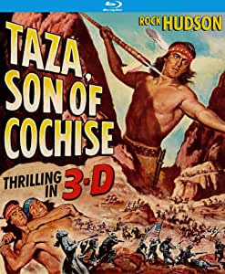 Taza: Son of Cochise [Blu-ray]