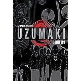Uzumaki (3-in-1 Deluxe Edition) Includes vols. 1 2 and 3: Includes vols. 1, 2 & 3