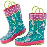 Stephen Joseph Girls' Rainboots